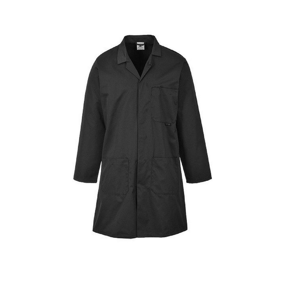 Portwest Hygiene /& Warehouse Coat Vented Extra Large Navy Ref 2852XLGE Nvy