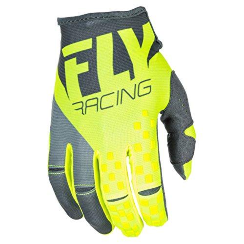 Fly Racing 2018 Kinetic Gloves (XX-LARGE) (HI-VIZ)