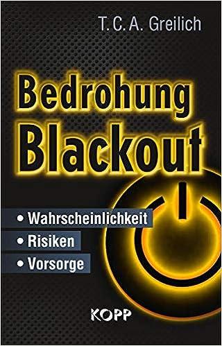 Bedrohung Blackout