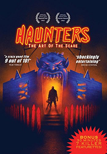 Haunters: The Art of the Scare]()