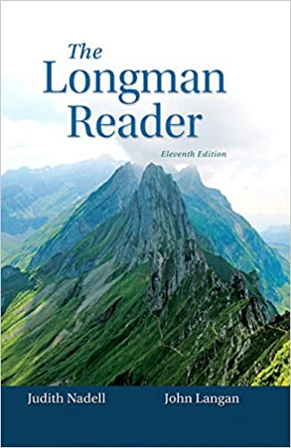 Amazon the longman reader 11th edition 9780133862959 the longman reader 11th edition 11th edition fandeluxe