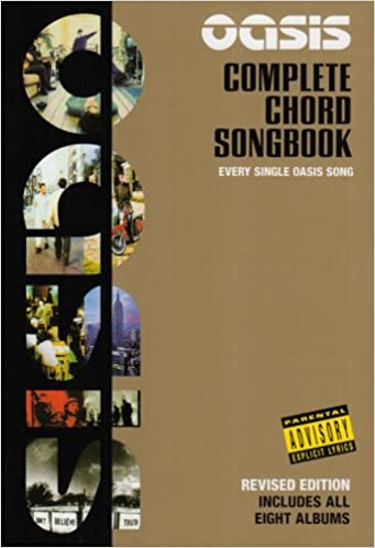 Complete Chord Songbook 2005 Oasis
