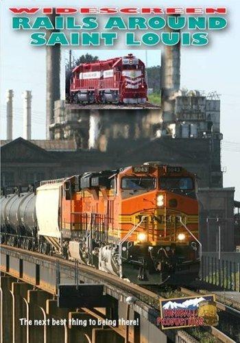 Rails around Saint Louis by St. Louis