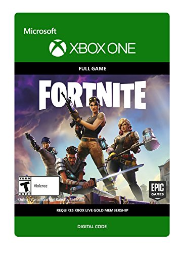 Fortnite - Deluxe Founder's Pack - Xbox One [Digital Code] by Epic Games