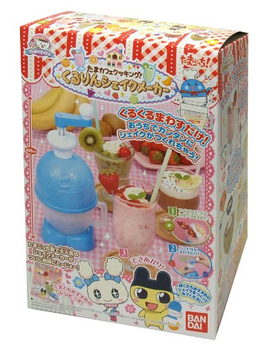 Shake manufacturer Kururin cafe cooking! Tama (japan import) by Bandai
