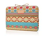 KAYOND Canvas Fabric 13.3 inch laptop Sleeve case-Bohemian