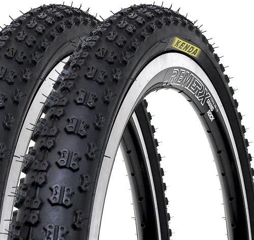 2 x Schlauch AV 2x Kenda BMX Fahrradreifen 20 Zoll 20x1.75 Reifen inkl 47-406
