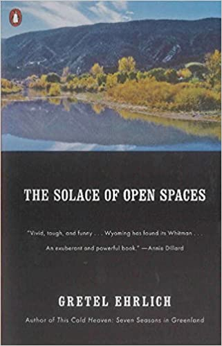 The solace of open spaces gretel ehrlich 9780140081138 amazon the solace of open spaces gretel ehrlich 9780140081138 amazon books fandeluxe Image collections
