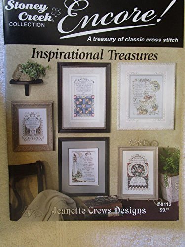 Stoney Creek Collection Encore Inpirstionsl Tresure Jeanette Crews Designs Cross Stitch Book Jeanette Crews Designs