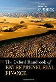 img - for The Oxford Handbook of Entrepreneurial Finance (Oxford Handbooks) book / textbook / text book