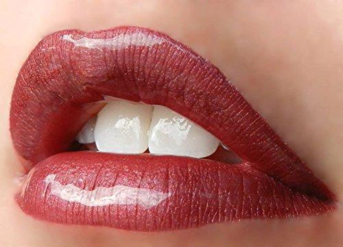 Continuous Color Shimmer Lipstick - LipSense Liquid Lip Color, Napa, 0.25 fl oz / 7.4 ml