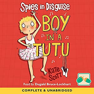 Spies in Disguise Audiobook