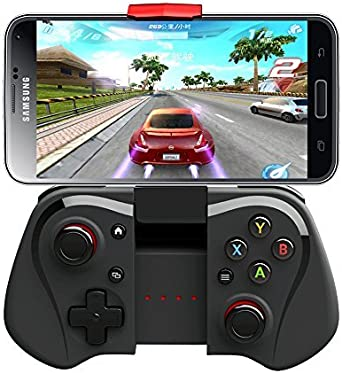 Wireless Gamepad, Megadream? Bluetooth 3.0 Joystick Controller For Android Samsung Galaxy S6 Edge S5 S4 Note