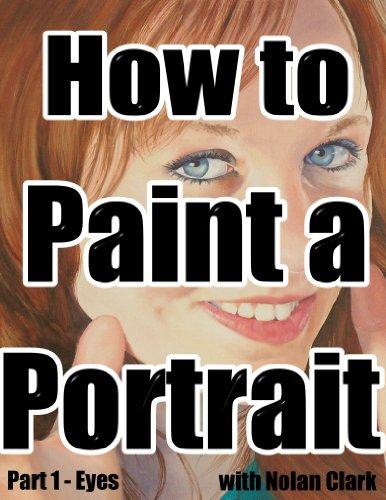How to Paint a Portrait Part 1: Eyes