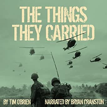 com the things they carried audible audio edition tim o enter your mobile number or email address below and we ll send you a link to the kindle app then you can start reading kindle books on your