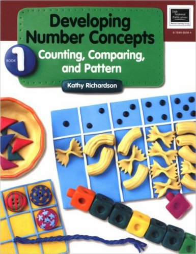 - Developing Number Concepts, Book 1: Counting, Comparing, and Pattern