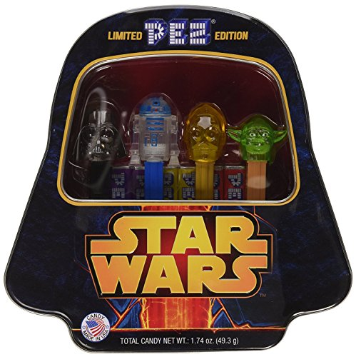 - Star Wars Limited Edition Collector's Pez Gift Set