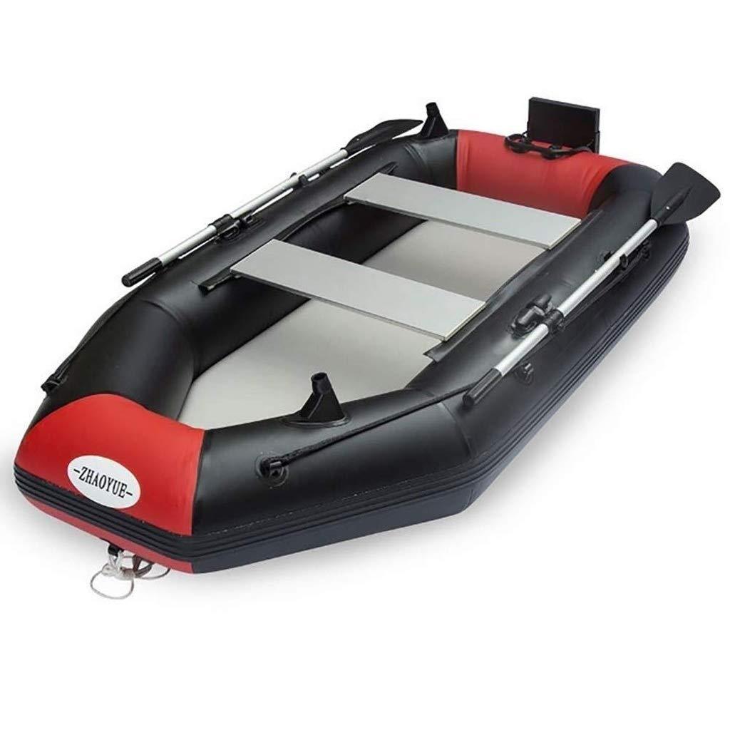 Mysida Inflatable Boat Kayak de Pesca Inflable 2/4 Persona Espesa ...