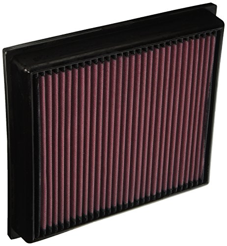 K&N 33-2962 High Performance Replacement Air Filter
