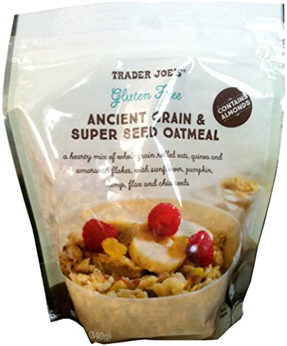 Trader Joes Ancient Grain Oatmeal