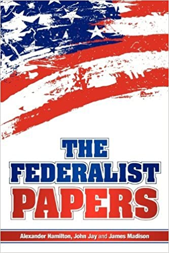 Book The Federalist Papers by Alexander Hamilton (2010-09-15)