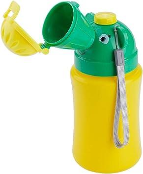 Pot Urinoire Portable Bouteille Pour Enfant Urinal Urgence Voyage Accessoire