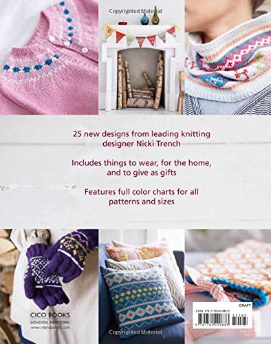 Ryland Peters & Small Cico Books, Fair Isle and Nordic Knits ...