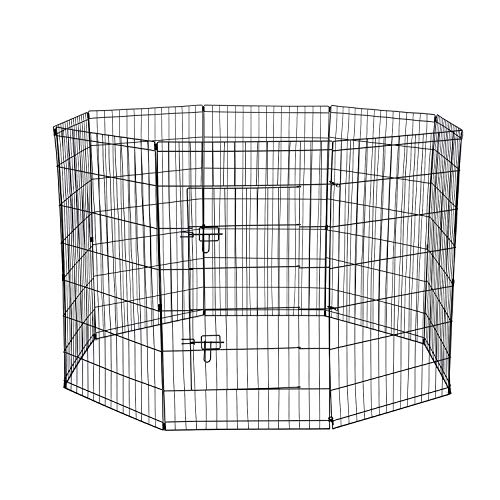 Dog Exercise Pen Pet Playpens for Dogs - Puppy