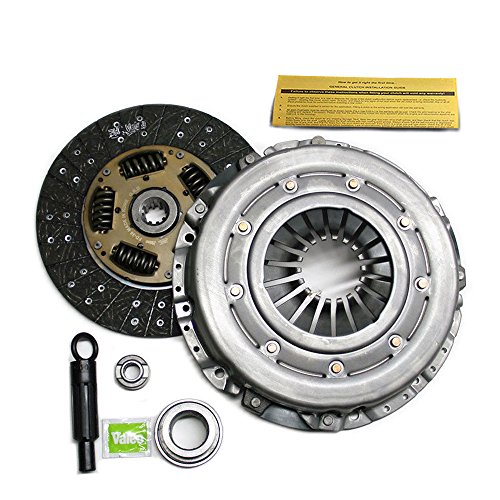 VALEO FMS KING COBRA CLUTCH KIT 1986-2001 FORD MUSTANG 10.5