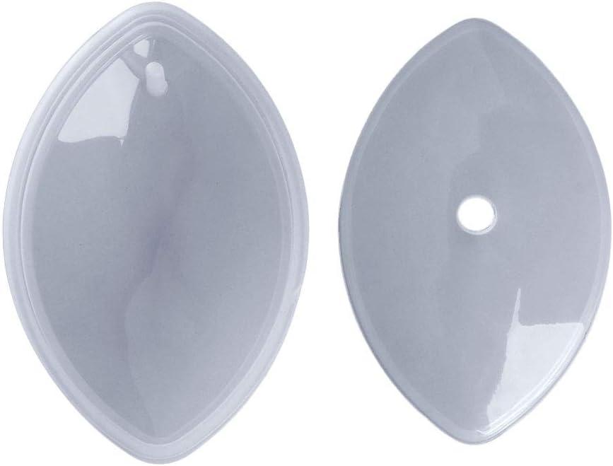 Huafi Silikonform Solide DIY Schmuck Machen Anh/änger Epoxidharz Kristall Halskette Armband Ohrringe Geometrische 3D Dekoration Handwerk