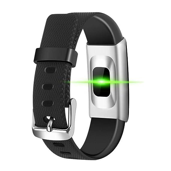 IPOTCH Monitor de Actividad Smartwatch Compatible con ...