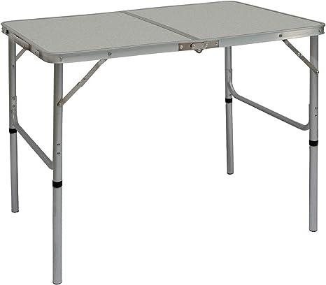 AMANKA Table de Camping Portable 3kg Pliante en mallette pour ...
