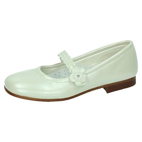 Comunión Amazon Complementos Niña amp;dan Zapato Comunión Deb Flor Zapatos es A1561l Y In6p0nxY
