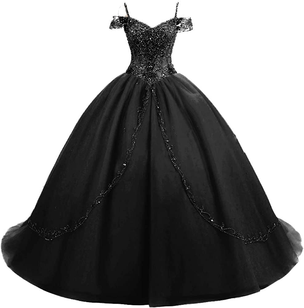 medium size quinceanera dress