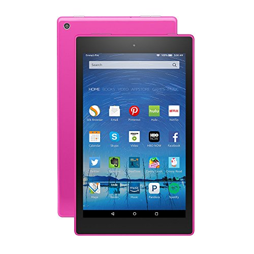 Fire HD 8 Tablet, 8' HD Display, Wi-Fi, 16 GB...
