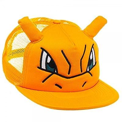 Bioworld Pokemon Charizard Trucker Hat from Bioworld Merchandising / Independent Sales