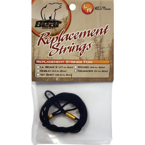 - Bear Archery Wizard Replacement String for use with Bear Archery Flash Wizard Youth Archery Bow