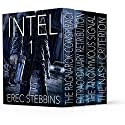 INTEL 1: Omnibus: Books 1-4 Audiobook by Erec Stebbins Narrated by Maria Marquis