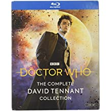 Doctor Who: The Complete David Tennant Collection
