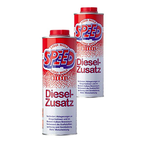 liqui moly 5160 speed diesel zusatz 2 x 1 l. Black Bedroom Furniture Sets. Home Design Ideas