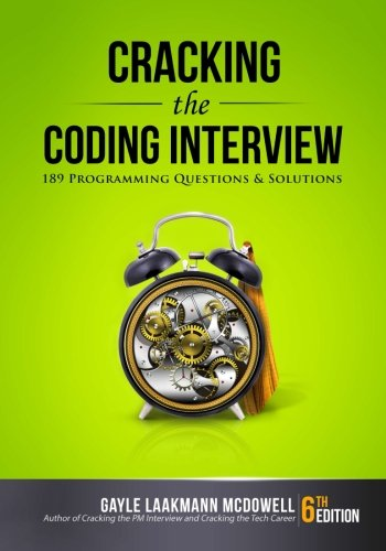 Cracking the Coding Interview 6th Edition 189 Programming Questions and Solutions