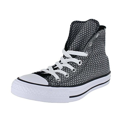 White Star High All Color Converse in Top and Uppers Taylor Sneakers Chuck Casual White Style Canvas Durable Unisex Classic Black and wqxwCngU
