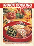 Taste of Home's 1999 Quick Cooking Annual Recipes, , 0898212588