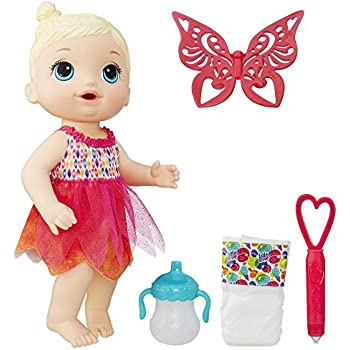 Amazon Com Baby Alive Luv N Snuggle Baby Doll Blond