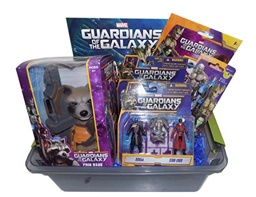 The Ultimate Guardians of the Galaxy Gift Basket - Perfect for Easter, Birthday, Christmas, Get Well, or Other Occasion!