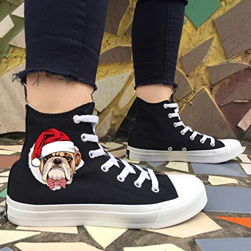 Fitness Nero Unisex Traspiranti 2019 Boots donna Training Yan Casual top Shoes Scarpe E New Uomo Lovers Cross High Canvas qX6qxU8