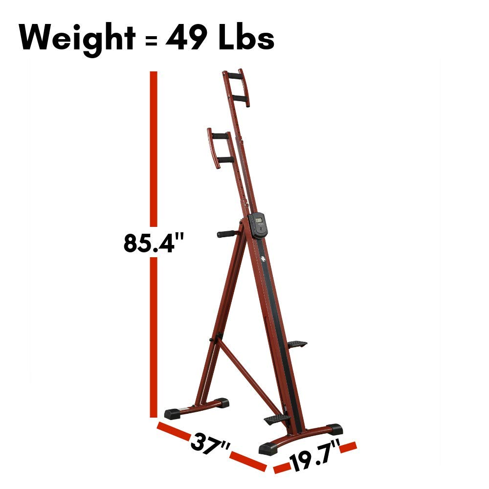 Body-Solid Best Fitness Mountain Climber (BFMC10) by Body-Solid (Image #5)