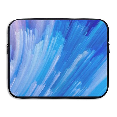 Reteone Laptop Sleeve Bag Abstract Funny Pattern Art Cover Computer Liner Package Protective Case Waterproof Computer Portable Bags