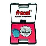 Freud SD506 6-Inch Super Dado Set with Anti-Kickback Design