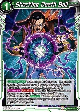Dragon Ball Super TCG - Shocking Death Ball - BT5-075 - C - Foil - Miraculous Revival